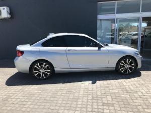 BMW 220i Sport Line Shadow Edition automatic - Image 3
