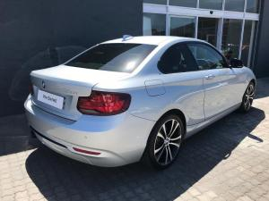 BMW 220i Sport Line Shadow Edition automatic - Image 4