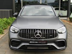 Mercedes-Benz AMG GLC 63 S Coupe 4 Matic - Image 13