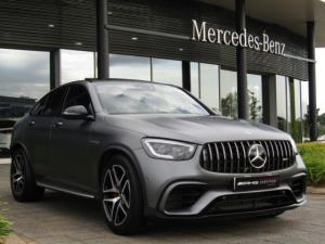 Mercedes-Benz AMG GLC 63 S Coupe 4 Matic - Image 1