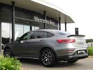 Mercedes-Benz AMG GLC 63 S Coupe 4 Matic - Image 6