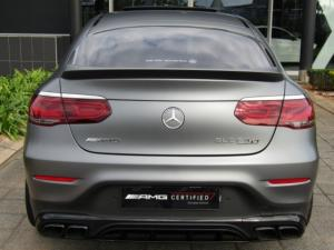 Mercedes-Benz AMG GLC 63 S Coupe 4 Matic - Image 8