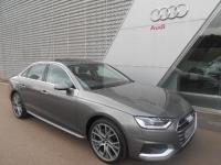Audi A4 2.0T FSI Advanced Stronic