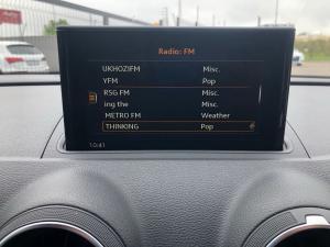 Audi A3 Sportback 1.0TFSI auto - Image 10