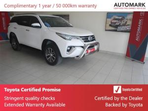 2018 Toyota Fortuner 2.8GD-6