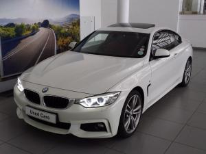 BMW 4 Series 420d coupe M Sport auto - Image 1