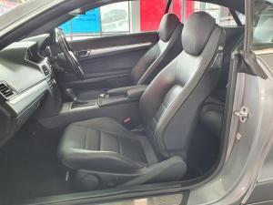 Mercedes-Benz E-Class coupé E250CGI BlueEfficiency coupé Elegance - Image 10
