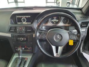 Mercedes-Benz E-Class coupé E250CGI BlueEfficiency coupé Elegance - Image 13