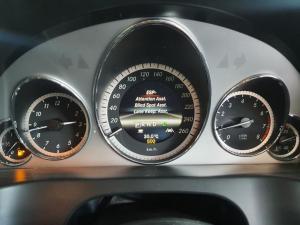 Mercedes-Benz E-Class coupé E250CGI BlueEfficiency coupé Elegance - Image 16