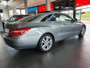 Mercedes-Benz E-Class coupé E250CGI BlueEfficiency coupé Elegance - Image 5