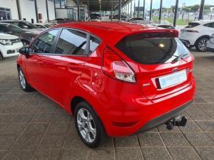 Ford Fiesta 1.6 Tdci Trend 5-Door - Image 5