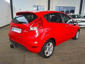Ford Fiesta 1.6 Tdci Trend 5-Door - Image 7