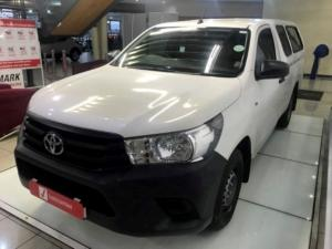 Toyota Hilux 2.4GD S (aircon) - Image 8