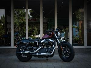Harley Davidson Sportster XL 1200X Forty Eight - Image 2