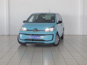 2017 Volkswagen up! take up! 5-door 1.0