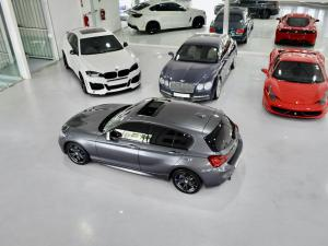 BMW 1 Series M140i 5-door Edition Shadow sports-auto - Image 20