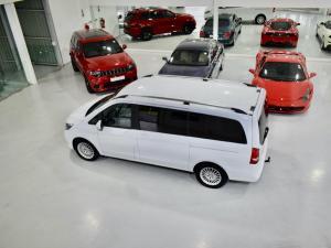 Mercedes-Benz V-Class V250 BlueTec - Image 20