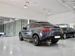 Mercedes-Benz GLE GLE350d coupe - Image 15