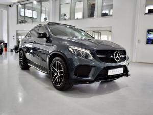 Mercedes-Benz GLE GLE350d coupe - Image 8