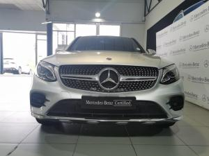 Mercedes-Benz GLC GLC250d coupe 4Matic AMG Line - Image 3