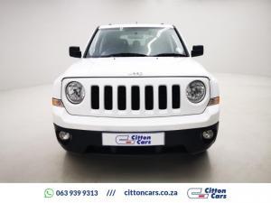 Jeep Patriot 2.4L Limited auto - Image 2