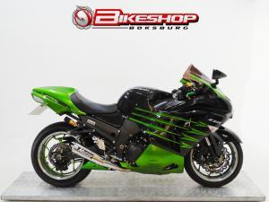Kawasaki ZZR 1400 ABS - Image 1