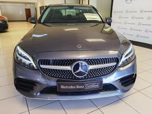 Mercedes-Benz C180 AMG Line automatic - Image 2