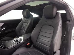 Mercedes-Benz C220d AMG Coupe automatic - Image 10