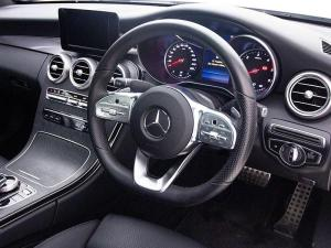Mercedes-Benz C220d AMG Coupe automatic - Image 12