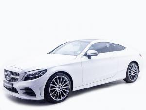 Mercedes-Benz C220d AMG Coupe automatic - Image 1