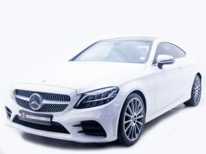 Mercedes-Benz C220d AMG Coupe automatic - Image 2