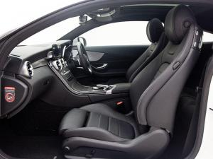 Mercedes-Benz C220d AMG Coupe automatic - Image 9