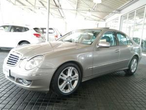 Mercedes-Benz E 200K Avantgarde - Image 3