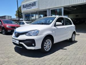 2020 Toyota Etios hatch 1.5 Xs
