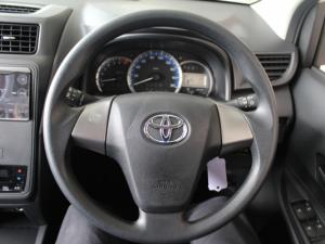 Toyota Avanza 1.5 SX automatic - Image 21