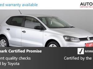 2019 Volkswagen Polo Vivo hatch 1.4 Trendline