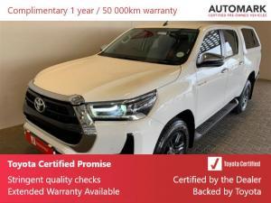 2021 Toyota Hilux 2.8GD-6 double cab Raider auto