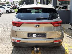 Kia Sportage 2.0CRDi EX - Image 5