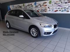 BMW Cape Town 2 Series Active Tourer 218i Active Tourer auto