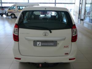 Toyota Avanza 1.3 S panel van - Image 3