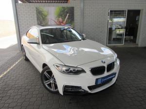 BMW 2 Series 220d coupe Sport auto - Image 1