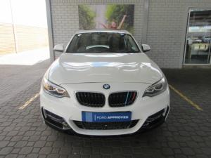 BMW 2 Series 220d coupe Sport auto - Image 2