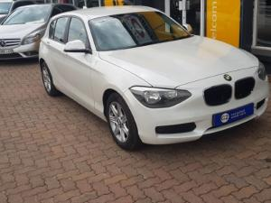 BMW 1 Series 116i 5-door auto - Image 1