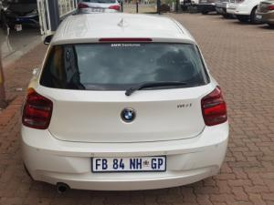 BMW 1 Series 116i 5-door auto - Image 20