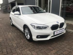 BMW 1 Series 118i 5-door auto - Image 1