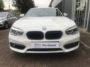 BMW 1 Series 118i 5-door auto - Image 2