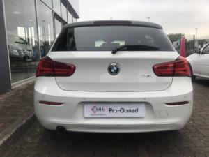 BMW 1 Series 118i 5-door auto - Image 4