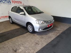 Toyota Etios hatch 1.5 Xi - Image 14