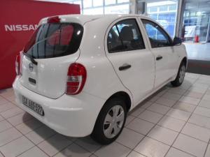 Nissan Micra 1.2 Visia+ (audio) - Image 6