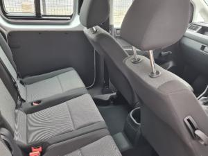 Volkswagen Caddy 1.6 crew bus - Image 8